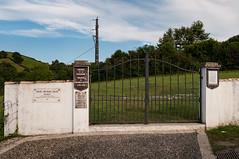 BASTIDE CLAIRENCE JARLEKU-001 (MMARCZYK) Tags: france pays basque la bastide clairence nouvelleaquitaine pyrénéesatlantiques 64 architecture cimetiere israelite jarleku arct funeraire séfarade
