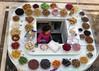 Dulces para el fin de año, humm... Feliz 2018 (joseange) Tags: feliz2018 dulces turrones centrocomercial colores zaragoza aragón españa lumixlx15 lx15 lxº0 panasoniclx15lx10