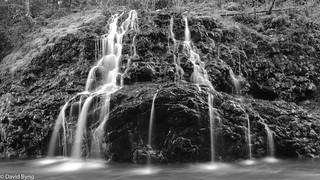 Waterfall-Sooke River