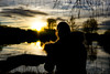 Bye Bye 2OI7 (Gaetan682) Tags: sony alpha 6000 teamsony sigma 30mm 14 contemporary like follow sunset 2017 2018 winter eau reflet reflect reflexion horizon lightroom macbookpro nuages natures couchédesoleil