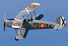 Bücker Bü 131 (duarterodrigues) Tags: fundación infante de orleans fio bücker bü 131 jungmann avião airplane aircraft voar fly jetplane jato hélice aeroporto airport pilot piloto acrobacia acrobatic nikon espanha