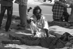 DELHI (Steven Godwin) Tags: india delhi streetlife people city life asia subcontinent urban poverty homelessness
