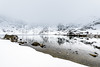 Llyn Glaslyn (Andy Poole Images) Tags: glaslyn lake lakeshore mountains winter snowdon snowdonia