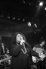 カルメンマキ & OZ Special Session at Crawdaddy Club, Tokyo, 07 Jan 2018 -00025