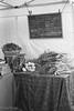 Charlottesville Farmers Market (davekrovetz) Tags: market vegetables farmers food local bessa rangefinder film monochrome