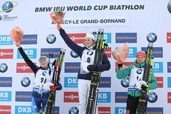 Dimanche 17 Décembre - BMW IBU World Cup Annecy - Le Grand-Bornand
