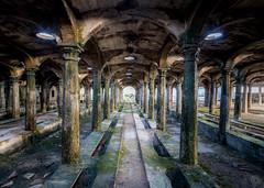 The Sleeping Giant (Emeuh-Bru) Tags: thesleepinggiant urbex urbanexploration lost abandonné abandoned nikond7200 tamron1024 italia italie explorationurbaine