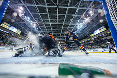 "Kansas City Mavericks vs. Colorado Eagles, December 17, 2017, Silverstein Eye Centers Arena, Independence, Missouri.  Photo: © John Howe / Howe Creative Photography, all rights reserved 2017. • <a style=""font-size:0.8em;"" href=""http://www.flickr.com/photos/134016632@N02/38255785555/"" target=""_blank"">View on Flickr</a>"
