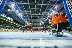 "Kansas City Mavericks vs. Colorado Eagles, December 17, 2017, Silverstein Eye Centers Arena, Independence, Missouri.  Photo: © John Howe / Howe Creative Photography, all rights reserved 2017. • <a style=""font-size:0.8em;"" href=""http://www.flickr.com/photos/134016632@N02/38255787535/"" target=""_blank"">View on Flickr</a>"