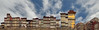 Panorama: impossible (Pietro Faccioli) Tags: porto portugal ribeira house oldhouse skyline sky blue clouds window door roof building urban city ancient traditional picturesque colourful façade pietrofaccioli faccioli pietro
