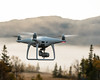 Incredible piece of kit (Oscar Wistrand) Tags: norway roadtrip aircraft drone tree forest mist dji morning phantom 4 p4p mountain aerial