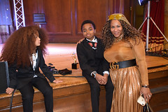 DSC_7082 Black British Entertainment Awards BBE Dec 2017 at Porchester Hall London by Jean Gasho Co Founder of BBE with Nicole from Philadelphia Joshua Beckford and Farouk James Young Achievers (photographer695) Tags: black british entertainment awards bbe dec 2017 porchester hall london by jean gasho co founder nicole from philadelphia with joshua beckford farouk james young achievers