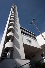 Olympic tower Helsinki (Teelicht) Tags: architektur finnland helsinki olympiastadion stadion architecture stadium finland olympicstadium töölö