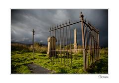 IMGD2430 (Paul Compton (PDphotography)) Tags: scotland grave yard tomb cofin sky weather thunder mod dork rain cloud sunlight landscape pd pdphotography travel highlands