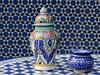 Blue EXPLORED! (Shahrazad26) Tags: marrakech marokko maroc morocco blauw azraq blue bleu blau