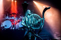 Behemoth - live in Warszawa 2017 fot. Łukasz MNTS Miętka-21