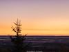 A couple of minutes before sunrise (andreashoff) Tags: sunrise sunrises morning sweden europe scandinavia fir firtree nature landscape mountain sky morningsky view mist fog kinnekulle