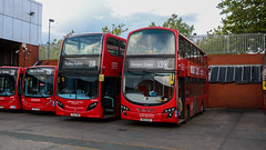 London Sovereign's recent acquisitions: What a year for them!?! (BusesInLondon) Tags: london sovereign ratp group