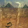 Une étrange permanence (andrefromont) Tags: andréfromont andrefromontfernandomort fernandomort pyramide égypte egypt gyseh serpent snake