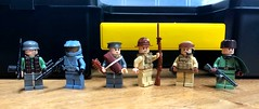Some figs for y'all (meesa not dead) (Laygoe.Dood) Tags: lego brickarms brickforge minifigcat