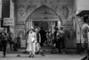 Banani Jame Masjid (Hiro_A) Tags: banani bangladesh dhaka mosque masjid monochrome bw blackwhite sony rx100m3 people muslim