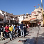 Visit to Gadhada Temple (1)