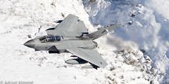 Tornado GR4 Monster 01 third approach (adovision) Tags: mach loop winter low level military aircraft wales lfa 07 raf gr4 tornado marham 01 02 monster flight