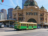 City circle(s) and semi-circles, curves and curvy lines... (Derek Midgley) Tags: dsc09689 flinders street station city circle tram historic old beautiful vintage