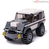 60149 alternate (KEEP_ON_BRICKING) Tags: lego city legocity 60149 4x4 car vehicle moc mod alternate model alternative alt legomoc super jeep offroad power big wheels awesome white style ken keeponbricking building tutorial video