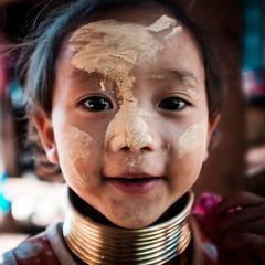 Long Neck (-TNkoh22-) Tags: long neck burma thailand chiang mai the karen history faces