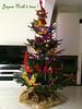 Joyeux réveillon de Noël à tous ! (FloDL) Tags: noël merrychristmas réveillon sapin guirlandes boules cheminée salon crèche