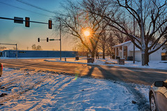 Cold and Useless (kendoman26) Tags: hdr nikhdrefexpro2 nikon nikond7100 tokinaatx1228prodx tokina tokina1228 winter morrisillinois sun