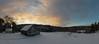 DSC05771-3-Pano.jpg (koperajoe) Tags: samyang12mm sunset snowstorm barn westernmassachusetts panorama farmstead rural newengland snow