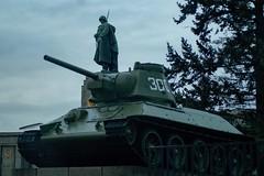 T-34 |  Ein prachtvolles Stück. (enessadi) Tags: photograph photography sony germany berlin tank panzer