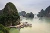 Halong Bay (loddeur) Tags: vietnam landscape halongbay halong boat coast karst mountains steep boten travel holiday view grot uitzicht tourism