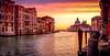 Pont Dell' Accademia, Venice (the gizza) Tags: pontdellaccademia venice sunrise grand canal epic sky basilica di santa maria della salute barfoscarini venezia december accademia bridge colours