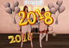 Happy New Year!!! (Sara Baez) Tags: evani yd ascend belleposes candydoll cosmopolitanevents emarie gd moonhair pocket gacha sanaraeevent treschic truthhair vibes cynful