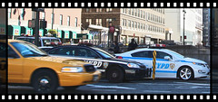 I can't quite remember which city i took this in? (The Stig 2009) Tags: fun candid street yellow cab taxi ny nyc new york city manhattan police cars vehicles thestig2009 thestig stig 2009 tony o tonyo bh camera shop 2018