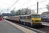 90036 (paul_braybrook) Tags: class90 electric alnmouth ukrailtours charter railtour railway trains eastcoastmainline
