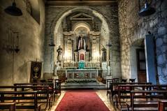 Santiago Metropolitan Church Side Chapel - Santiago - Chile ( Gabriel Franceschi®) Tags: gabriel franceschi nikon d300s sigma 1750mm f28 hsm hdr high dynamic range metropolitan church santiago chile