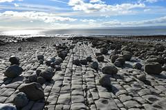145 Llantwit Major beach (Pixelkids) Tags: wales beach stones coast lowtide explored llantwitmajor europe pebbles