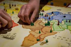 Mellandagsrekreation (MagnusBengtsson) Tags: fs180107 fotosondag rekreation sällskapsspel boardgame risk