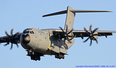 ZM401 LMML 09-12-2017 (Burmarrad (Mark) Camenzuli) Tags: airline united kingdom royal air force raf aircraft airbus a400m registration zm401 cn 016 lmml 09122017