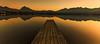 Destination (FH   Photography) Tags: hopfensee bayern allgäu steg alpen deutschland süddeutschland sonnenuntergang see horizont berge landschaft idylle wasser natur outdoor draussen ruhe entspannung meditation stimmung langzeitbelichtung europa keinemenschen ufer sunset dusk freiheit minimalismus
