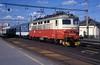 242 274  Brno  18.05.11 (w. + h. brutzer) Tags: brno eisenbahn eisenbahnen train railway elok tschechien webru analog nikon 242 slowakei zug cd zsr