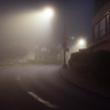 The Wind Plays a Haunting Tune (C A Soukup) Tags: sanfrancisco nightphotography acertainstillness fog shots with dog