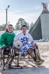 Khanty-34 (Polina K Petrenko) Tags: farnorth ruskinskaya russia siberia culture deer ethnic holiday indigenous khant khanty localpeople nikon reindeer traditional