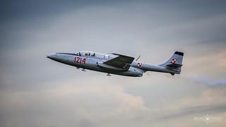 PZL TS-11 Iskra (1214)