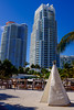 Close to the Beach (Michael Goldrei (microsketch)) Tags: photo december x100t pee tents tent street tee house home south dec tepee fujifilm skyscrapers tipi photos skyscraper 2017 photographer southbeach st beach photography fuji xseries 17 series fujilovers x