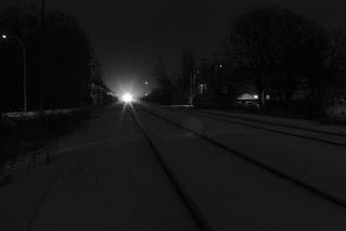 Horizon Train - Night. - Explored! Dec 18, 2017 #381